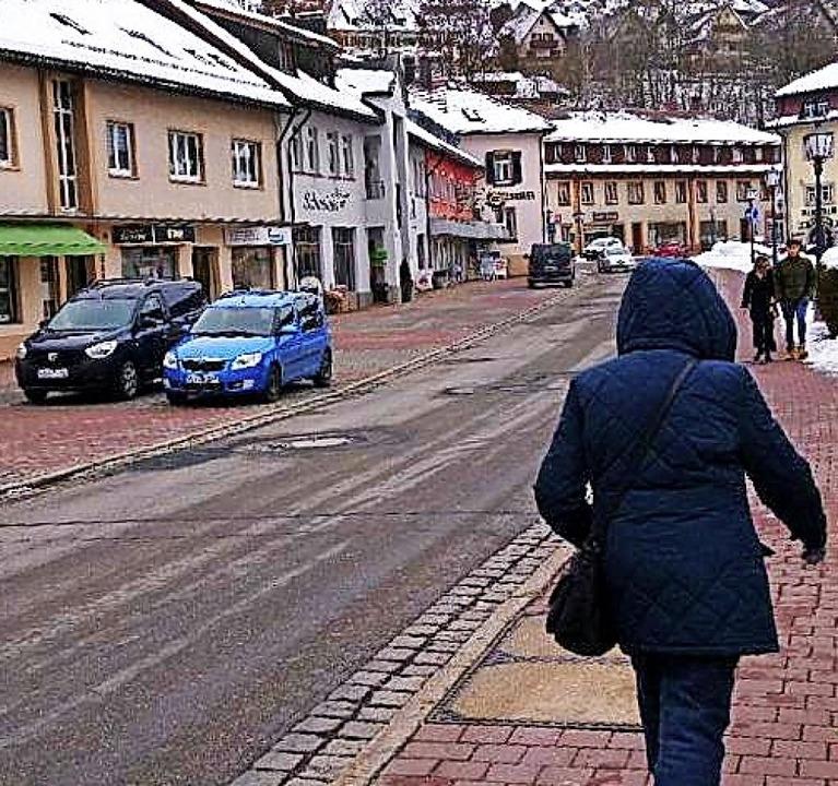 In der Todtmooser Straße hat ein Autof...urteilte das Amtsgericht St. Blasien.   | Foto: Sebastian Barthmes