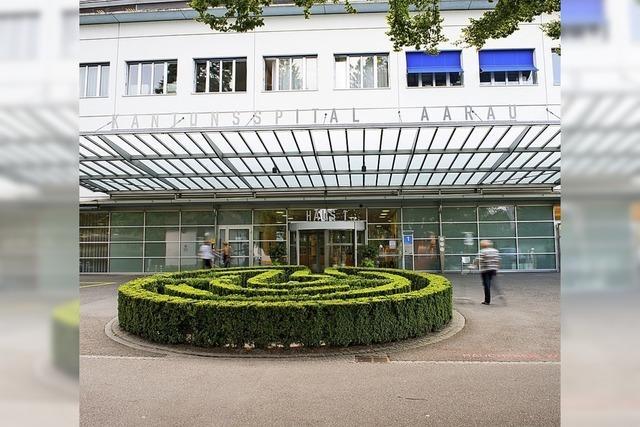 Klinikneubau in Aarau ist finanziell drin