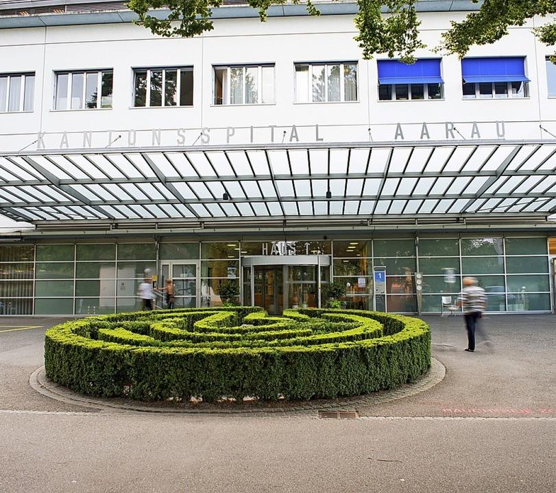 Das Kantonsspital Aarau plant einen Neubau für rund 600 Millionen Franken.  | Foto: KSA