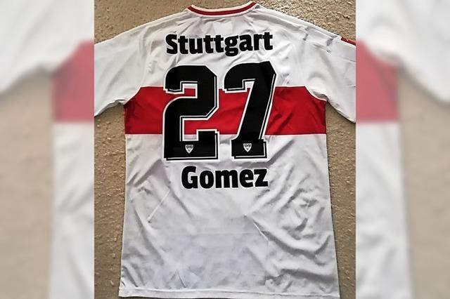 Gomez-Trikot wird für guten Zweck versteigert