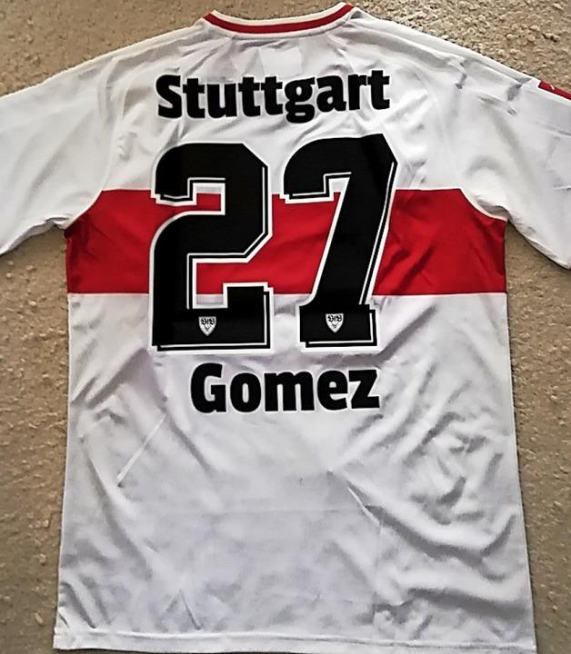 Gomez-Trikot   | Foto: Giessler
