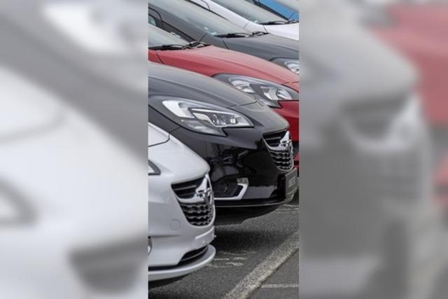 Gefahr für die Opel-Zentrale