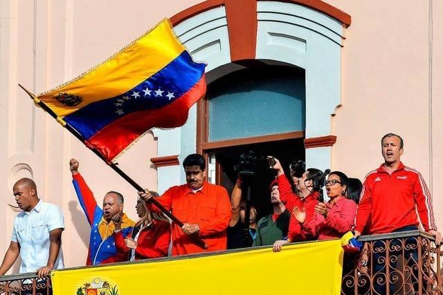 Die Krise in Venezuela – gute Worte reichen nicht
