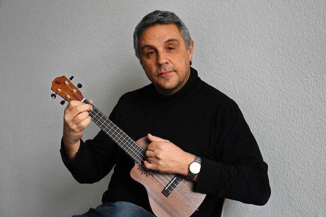 Die Ukulele ist ein vielseitiges Instrument, sagt Daniel Lachmann