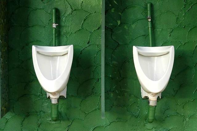 Ist die Tourismusförderung für öffentliche Toiletten zuständig?