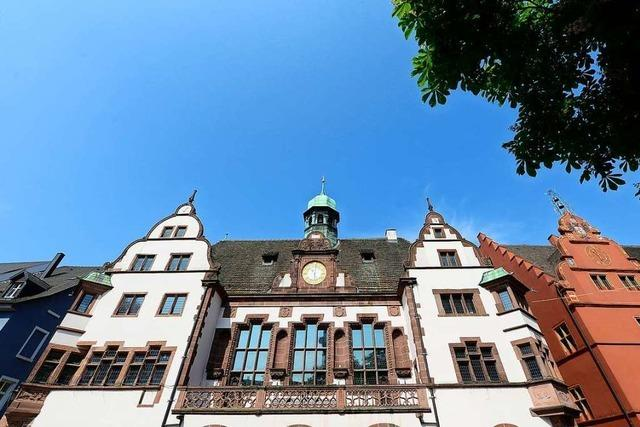 Freiburger Stadträte scheitern mit Klage auf Herausgabe verwaltungsinterner Informationen