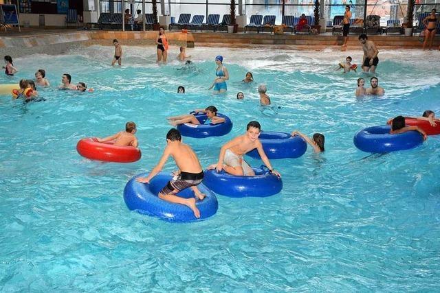 Laguna Badeland verzeichnet weniger Gäste wegen Arbeiten an der Sauna