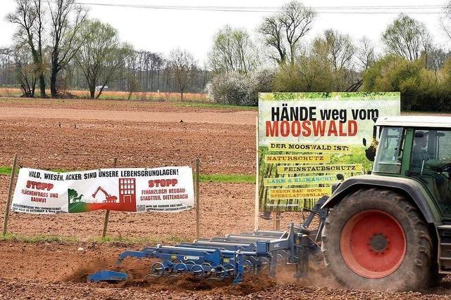 Stellungnahme von Dietenbach-Landwirten, die nicht verkaufen wollen
