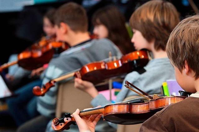 Musikschule in Rheinfelden richtet Regionalwettbewerb Jugend musiziert aus