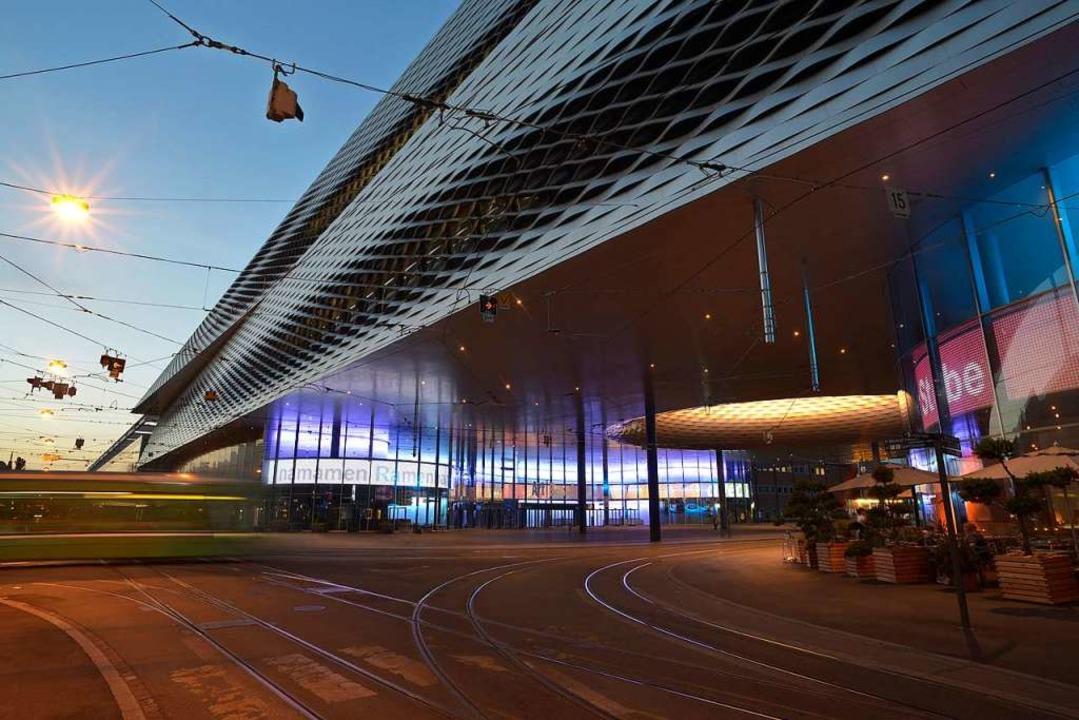 Stellenabbau bei der Messe Schweiz geplant; hier ist die Messe Basel zu sehen.    Foto: MCH Group