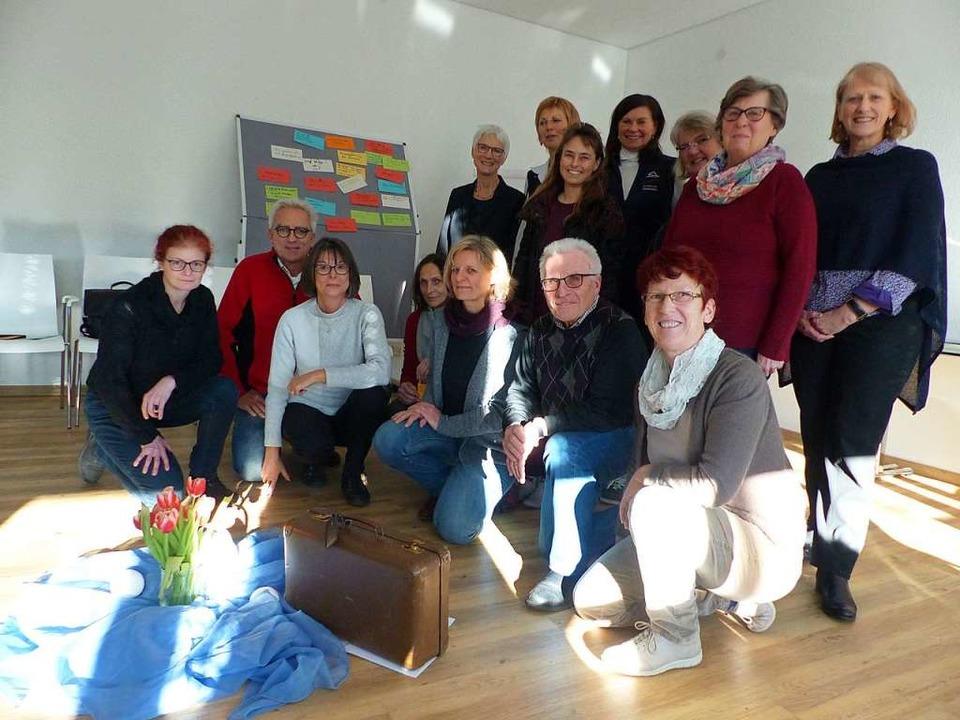 22 Interessierte besuchten den ersten Kurs.  | Foto: Claudia Bachmann-Goronzy