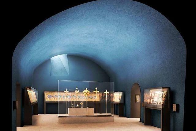 Hightech-Vitrinen im Augustinermuseum sollen sechs Millionen Euro kosten