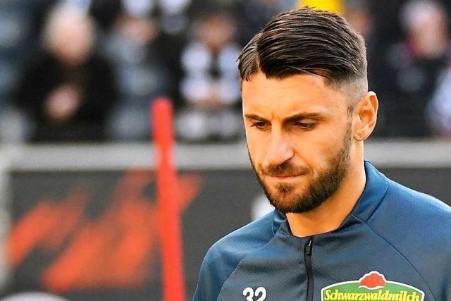 Grifos Spielverbot gegen Hoffenheim liegt im juristischen Graubereich