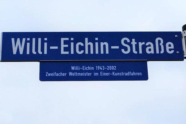 Lörrach wächst: Neue Straße im Baugebiet Belist eingeweiht