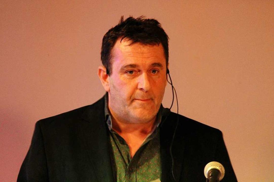 Unternehmer Winfried Schultis aus Riegel  | Foto: Joshua Kocher