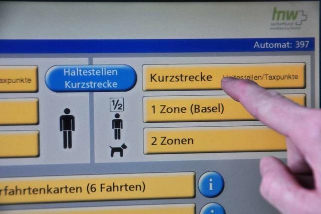 Kurzstreckenticket im Kreis Lörrach grundsätzlich möglich – Finanzierung unklar