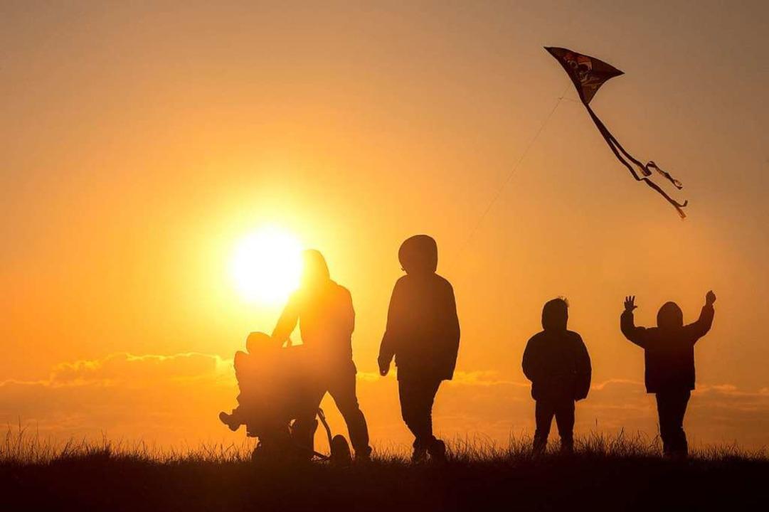 Vor allem für junge Familien scheint Eimeldingen attraktiv zu sein (Symbolbild).    Foto: dpa