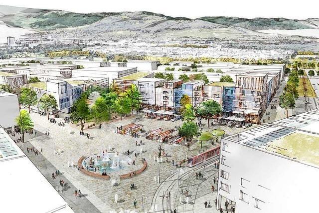 Video-Rundgang: Dietenbach-Architekt beschreibt den geplanten Stadtteil