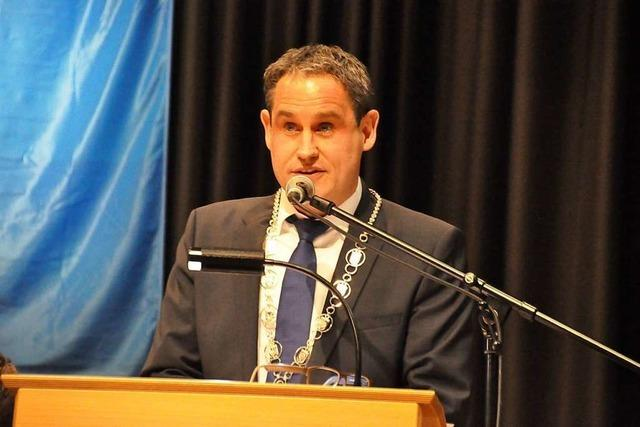 Schopfheims Bürgermeister Harscher will für Freie Wähler in den Kreistag