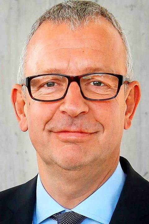 Christoph Münzer, Hauptgeschäftsführer des WVIB    Foto: WVIB