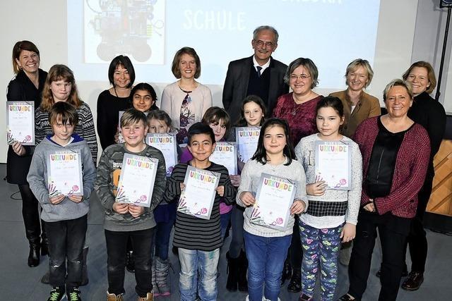 Erster Preis für die Galura-Schule
