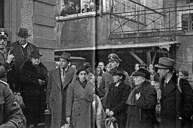 Axel Hüttner referiert in Grenzach über Schicksalswege jüdischer Familien aus dem Kreis Lörrach