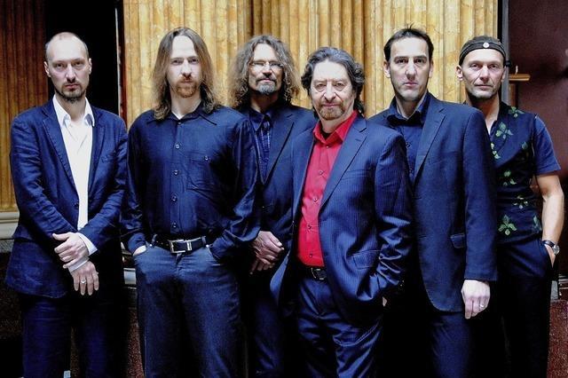 Die Grandsheiks spielen Musik von Frank Zappa