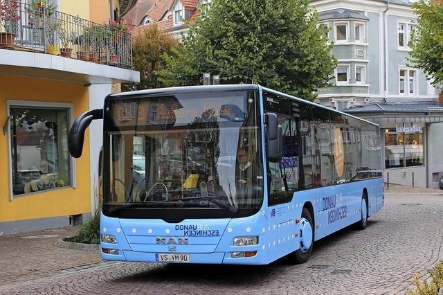 Fahrgastzahlen gehen deutlich zurück