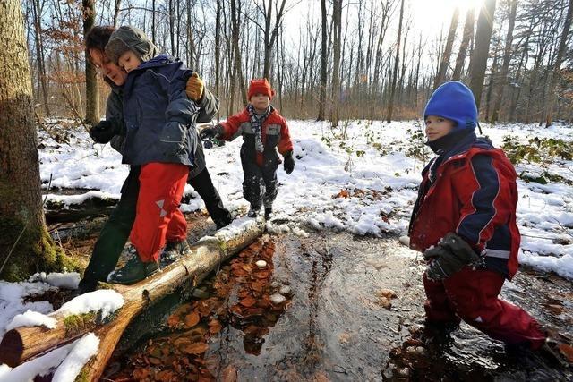 An diesen Standorten in Breisach könnte ein Naturkindergarten entstehen