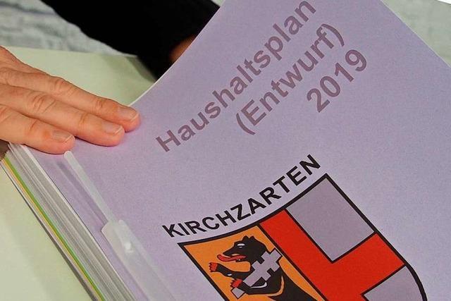 Die Haushaltsreden der Kirchzartener Gemeinderatsfraktionen