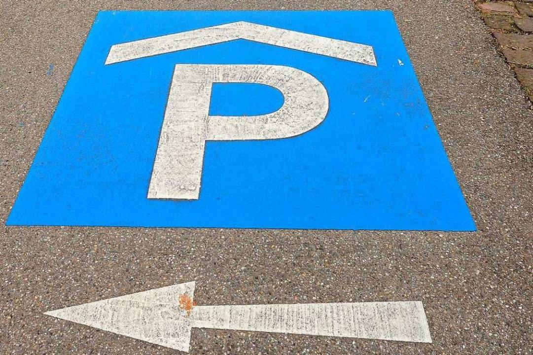 Parkplätze am Loretto-Krankenhaus im Stadtteil Wiehre sind Mangelware.  | Foto: Ingo Schneider
