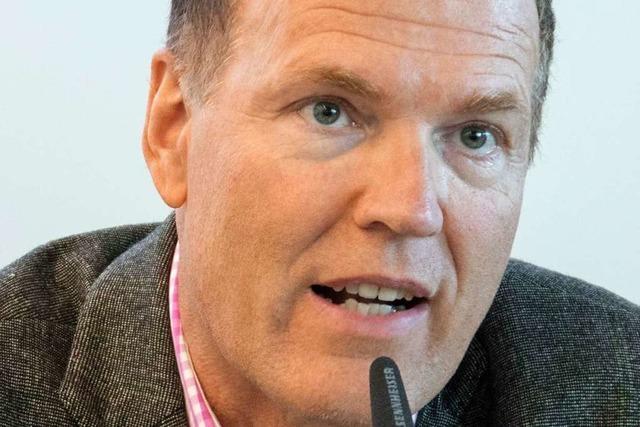 Thorsten Rudolph vertritt die Gemeinde Feldberg im Liftverbund