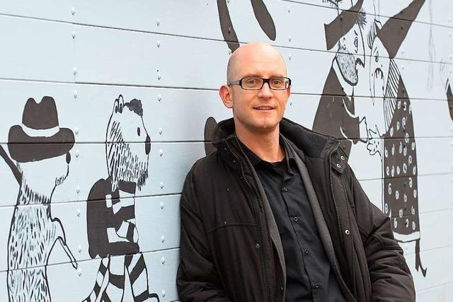 Christoph Nitschke ist der neue Leiter der Loretto-Grundschule