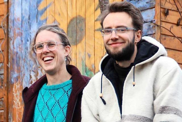 Die Meßmers aus Ettenheim vertreiben Bioprodukte übers Kollektiv