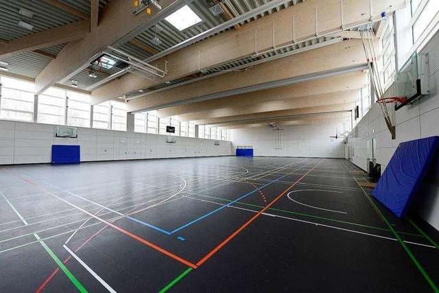 Schüler haben mehr Mathe statt Sport – weil die Turnhalle schimmelt