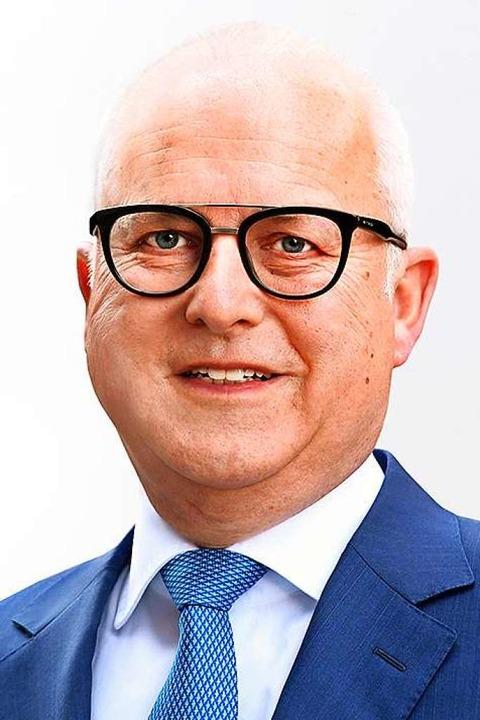 WVIB-Präsident Thomas Burger    Foto: WVIB