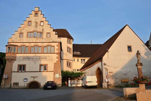 Pfaffenweiler findet keinen Investor für das Gasthaus Stube