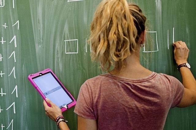 Lernen mit Netz und Endgerät