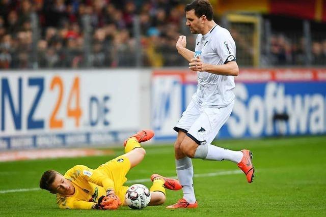 Sieben Gegentore in zwei Spielen: Sportclub unterliegt Hoffenheim mit 2:4