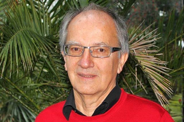 Axel Hüttner hält Vortrag über Zeugnisse eines regen jüdischen Lebens