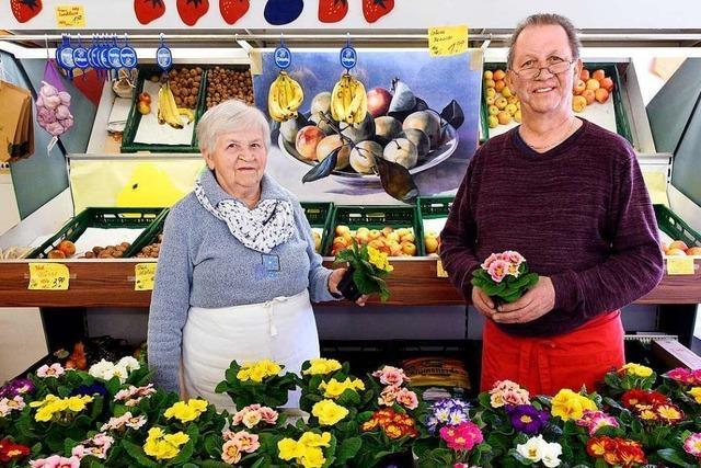 Seit 55 Jahren behauptet sich ein kleiner Laden in Kappel gegen Supermärkte