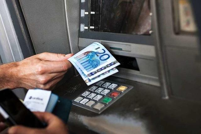 Verzählt sich ein Geldautomat eigentlich nie?
