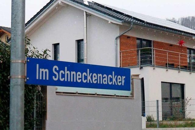 Wo Pfaffenweiler weitere Bauflächen schaffen könnte