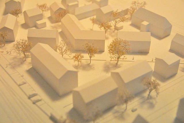 Im Quartier Kohlengässle sollen Wohnungen entstehen