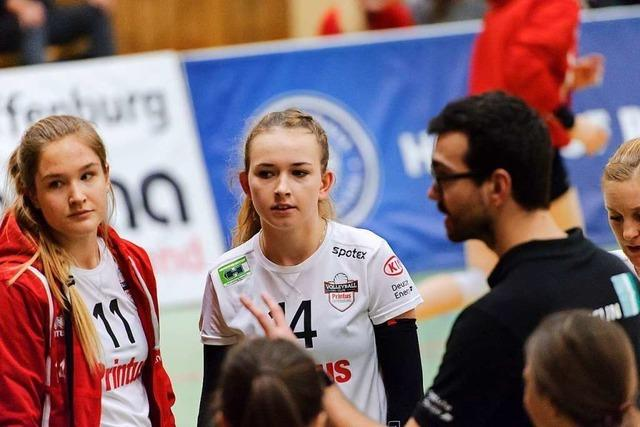 VC Printus Offenburg siegt zweimal in Sachsen