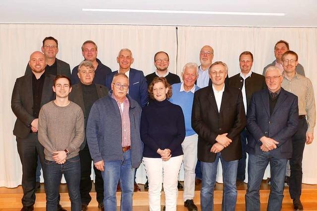 CDU will größte Fraktion im Bad Säckinger Gemeinderat bleiben
