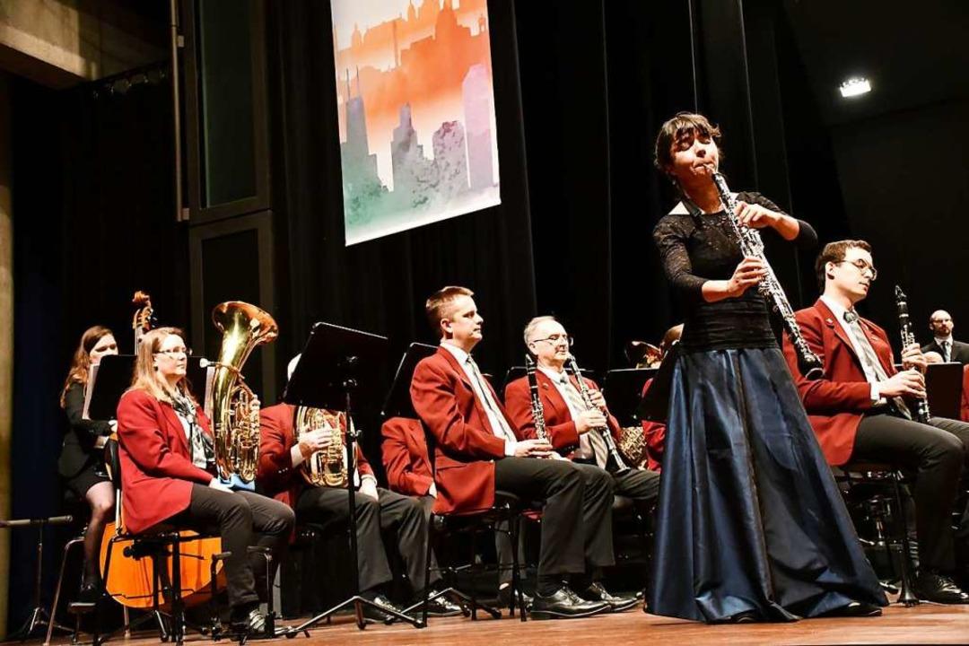 Mit melancholischen Melodien   und vol...nach   Stockholm, Neapel und Istanbul.  | Foto: Barbara Ruda