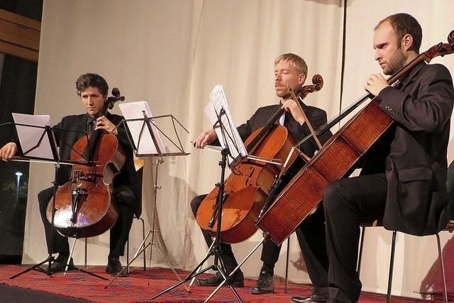 Vier Musiker mit einer eigenen Handschrift