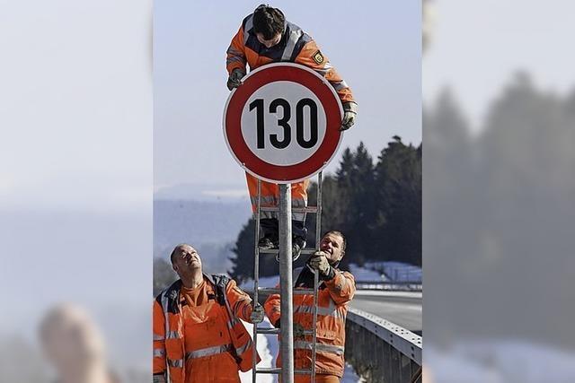 Natürlich brauchen wir Tempo 130