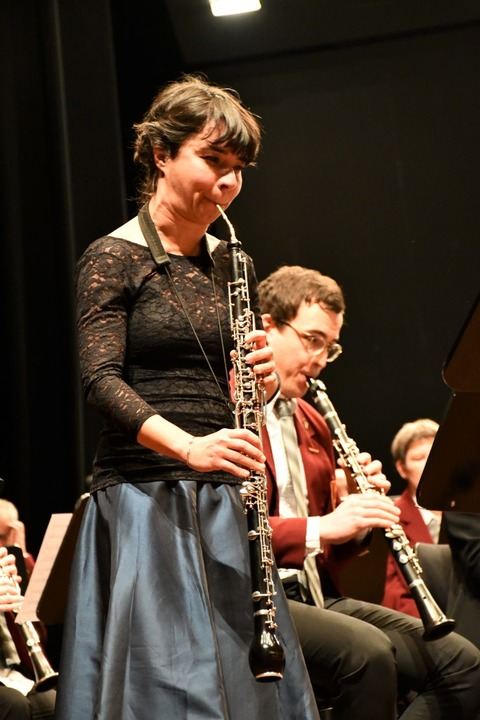 Solistin Selen Schaper  | Foto: Barbara Ruda